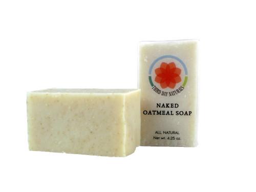 Naked Oatmeal Soap