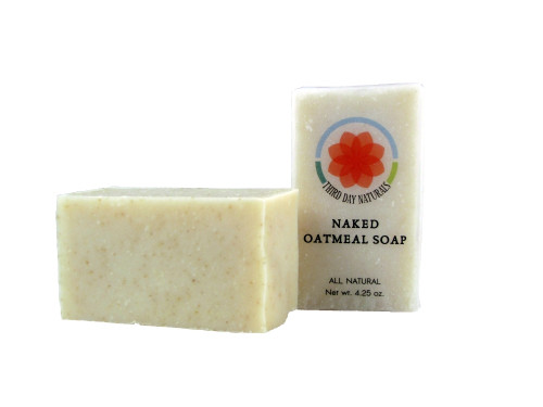 Naked Oatmeal Soap