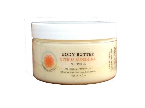 Citrus Sunshine Body Butter
