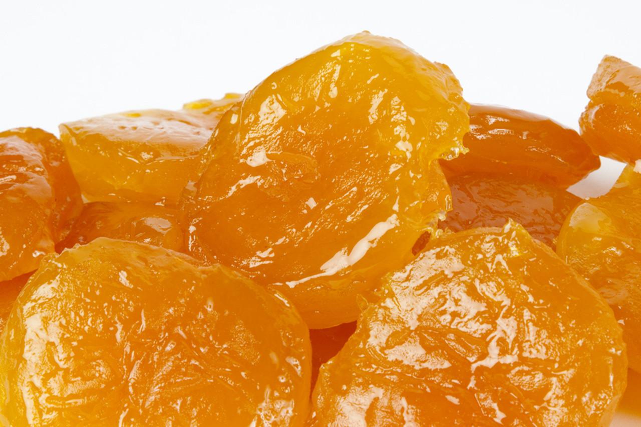 Glazed Fruits
