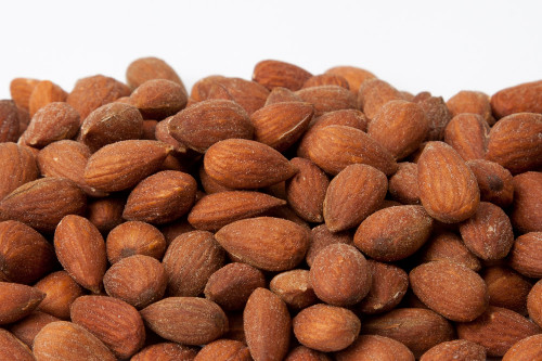 Roasted & Salted 27/34 California Almonds  9781-base from  NutsinBulk   Buy Direct and Taste the difference.