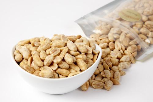 Dry Roasted Virginia Peanuts (Unsalted)