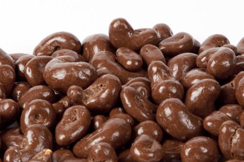 Chocolate Covered Cashews (Sugar Free)