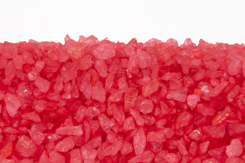 Strawberry Rock Candy Crystals