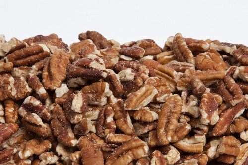 Raw Large Pecan Pieces