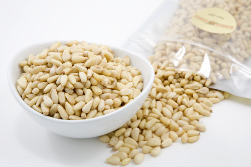 Raw Organic Pine Nuts