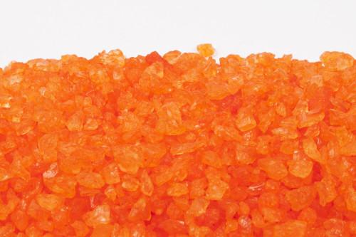 Orange Rock Candy Crystals