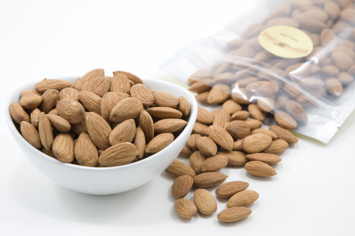 Raw Organic Almonds