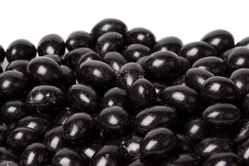 Black Jordan Almonds
