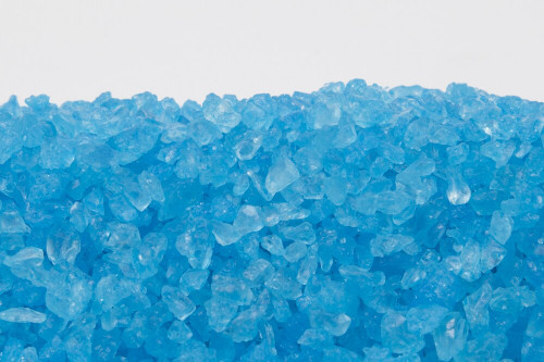 Blue Raspberry Rock Candy Crystals