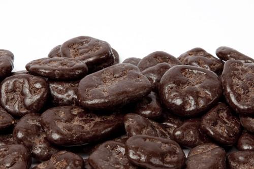 Dark Chocolate Covered Banana Chips
