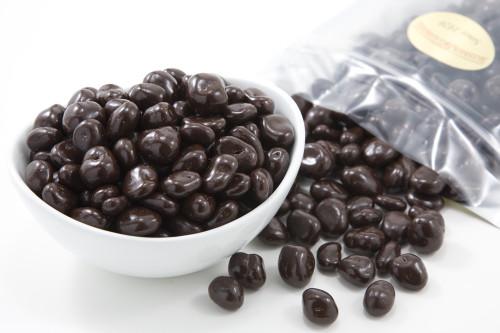 Dark Chocolate Covered Cranberries