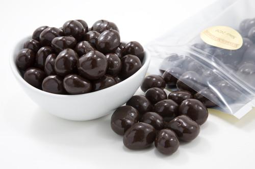 Dark Chocolate Covered Macadamias