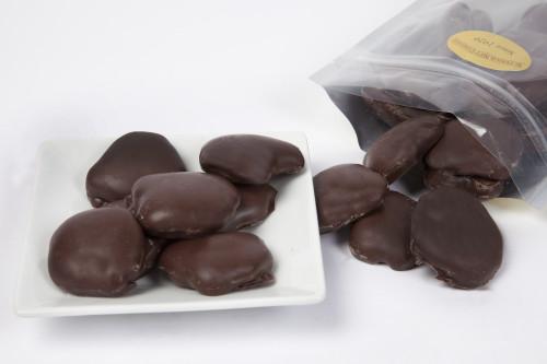Dark Chocolate Pecan Caramel Turtles
