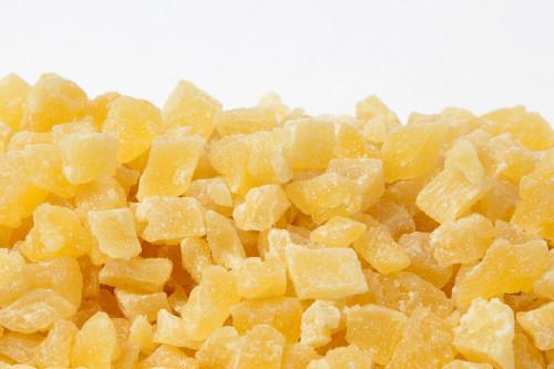 Dried Pineapple (Diced)