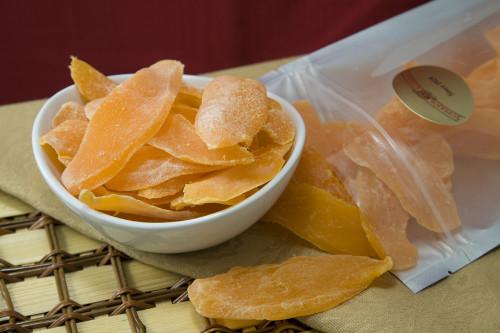 Dried Mango (Less Sugar Added)