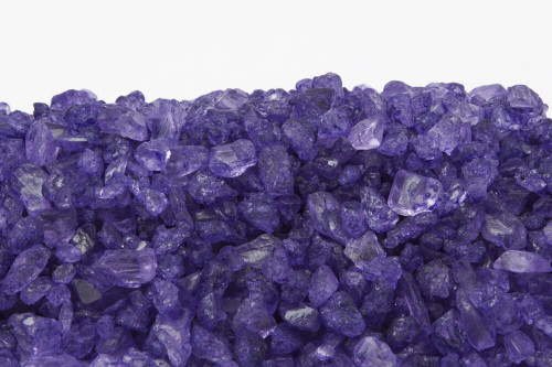 Grape Rock Candy Crystals