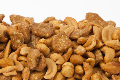Honey Roasted Cashew Snack Mix