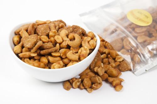 Honey Roasted Cashew Snack Mix