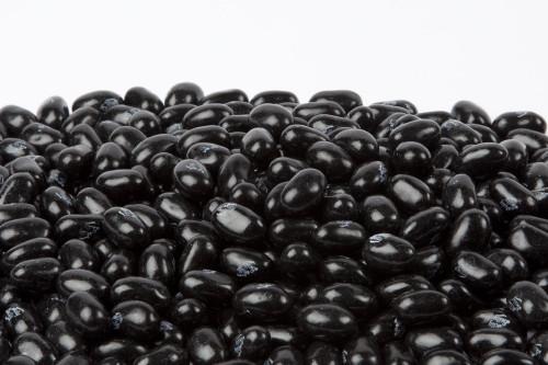 Licorice Jelly Beans - Black