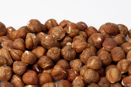 Raw Oregon Hazelnuts