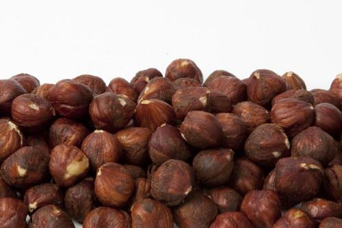 Roasted Oregon Hazelnuts (Unsalted)