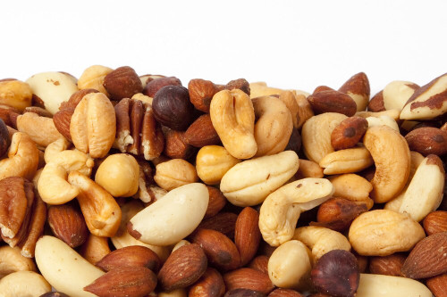 Roasted Deluxe Mixed Nuts (Unsalted)