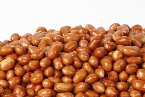 Roasted Spanish Peanuts (Unsalted)