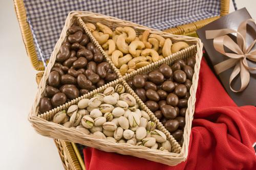 Supreme Snack Basket