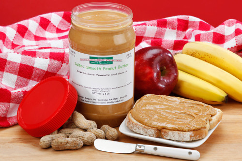 Superior Nut Peanut Butter 2.5 LBS (Salted)