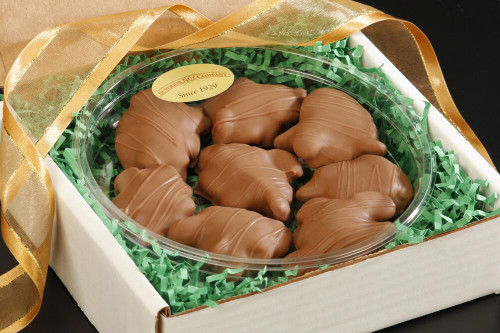 Milk Chocolate Pecan Turtles Gourmet Tray