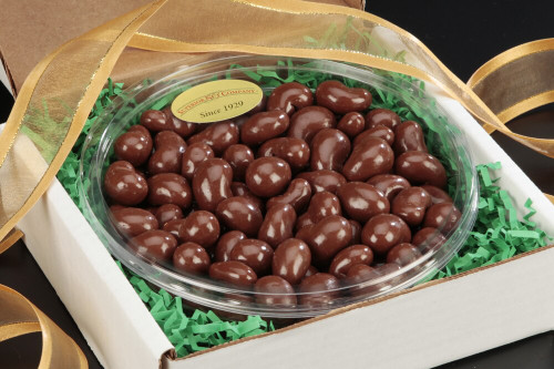 Milk Chocolate Cashews Gourmet Tray