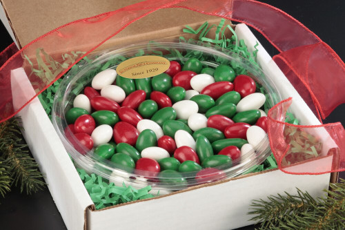 Christmas Jordan Almonds Gourmet Tray