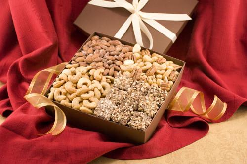 Gourmet Quattro Gift Box