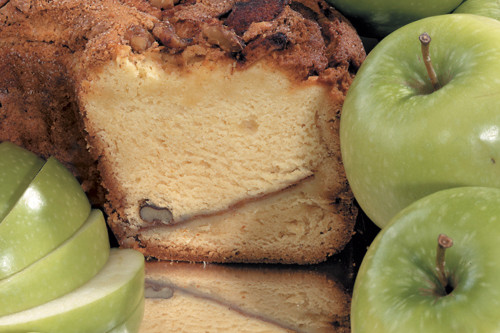My Grandma Granny Smith Apple Coffee Cake