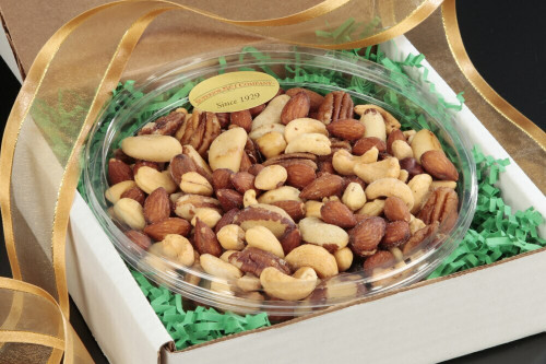 Deluxe Mixed Nuts Gourmet Tray (Unsalted)
