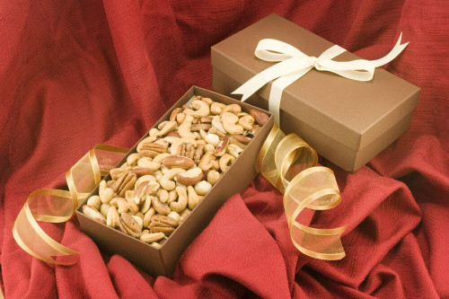Superior Mixed Nuts Gift Box (Unsalted)