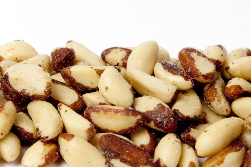 Roasted & Salted Brazil Nuts
