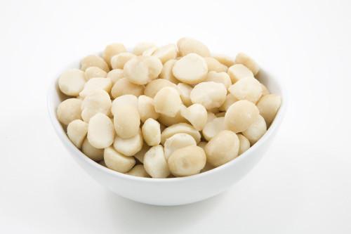 Raw Macadamia Halves and Pieces