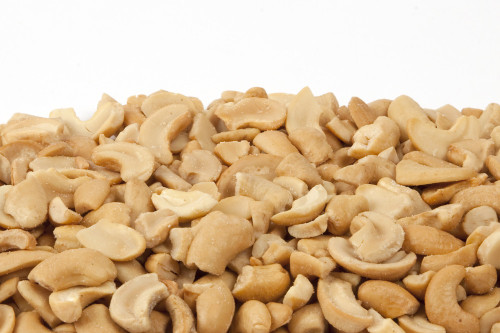 Roasted & Salted Cashew Pieces