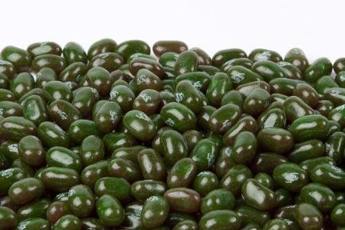 Watermelon Jelly Beans - Dark Green