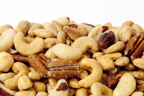 Roasted Superior Mixed Nuts (Unsalted)