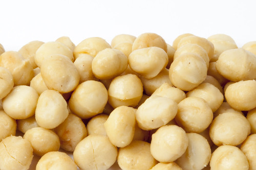 Roasted & Salted Whole Macadamias