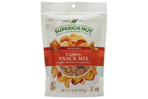 Superior Nut Salted Cashew Snack Mix