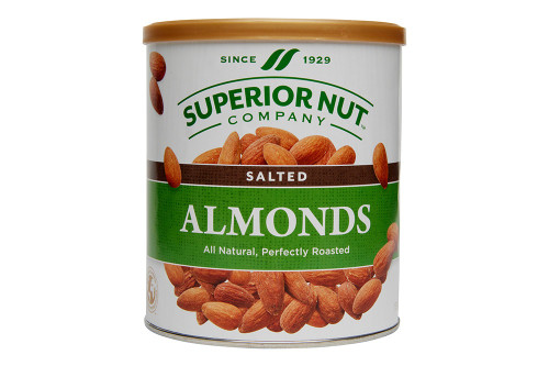 Superior Nut Company Roasted & Salted Almonds