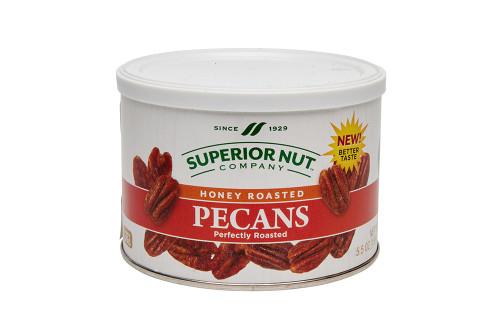 Superior Nut Honey Roasted Pecans