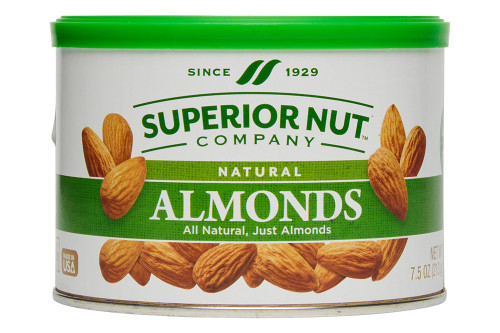 Superior Nut All Natural Raw Almonds