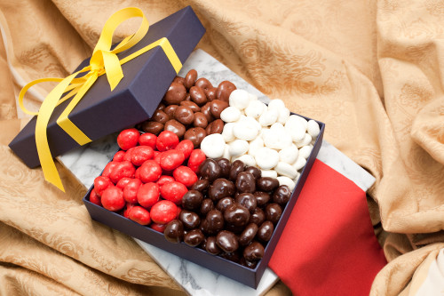 Bing Cherry Gift Box  9724 from  NutsinBulk | Buy Direct and Taste the difference.