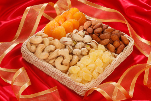 Fruit and Nut Basket (Small)  11955 from  NutsinBulk | Buy Direct and Taste the difference.