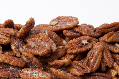 Honey Roasted Pecans  60100-base from  NutsinBulk | Buy Direct and Taste the difference.
